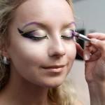 Summer Sprinkles, makeup art