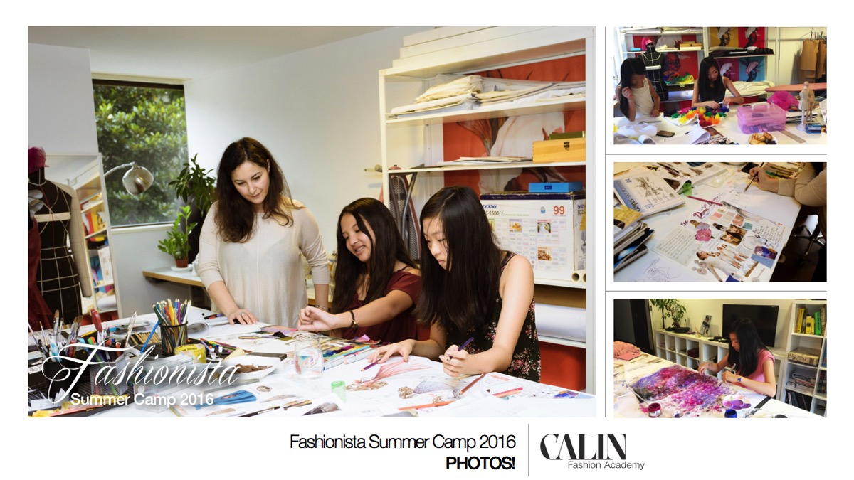 Fashionista Summer Camp 2017