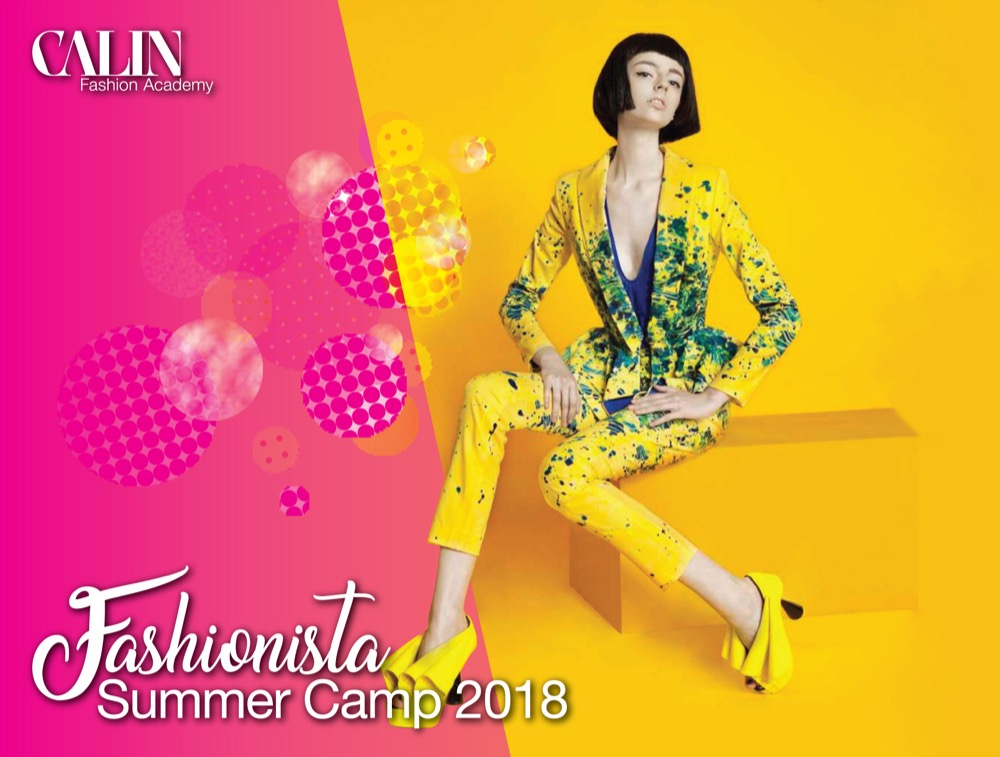 Fashionista Summer Camp 2018