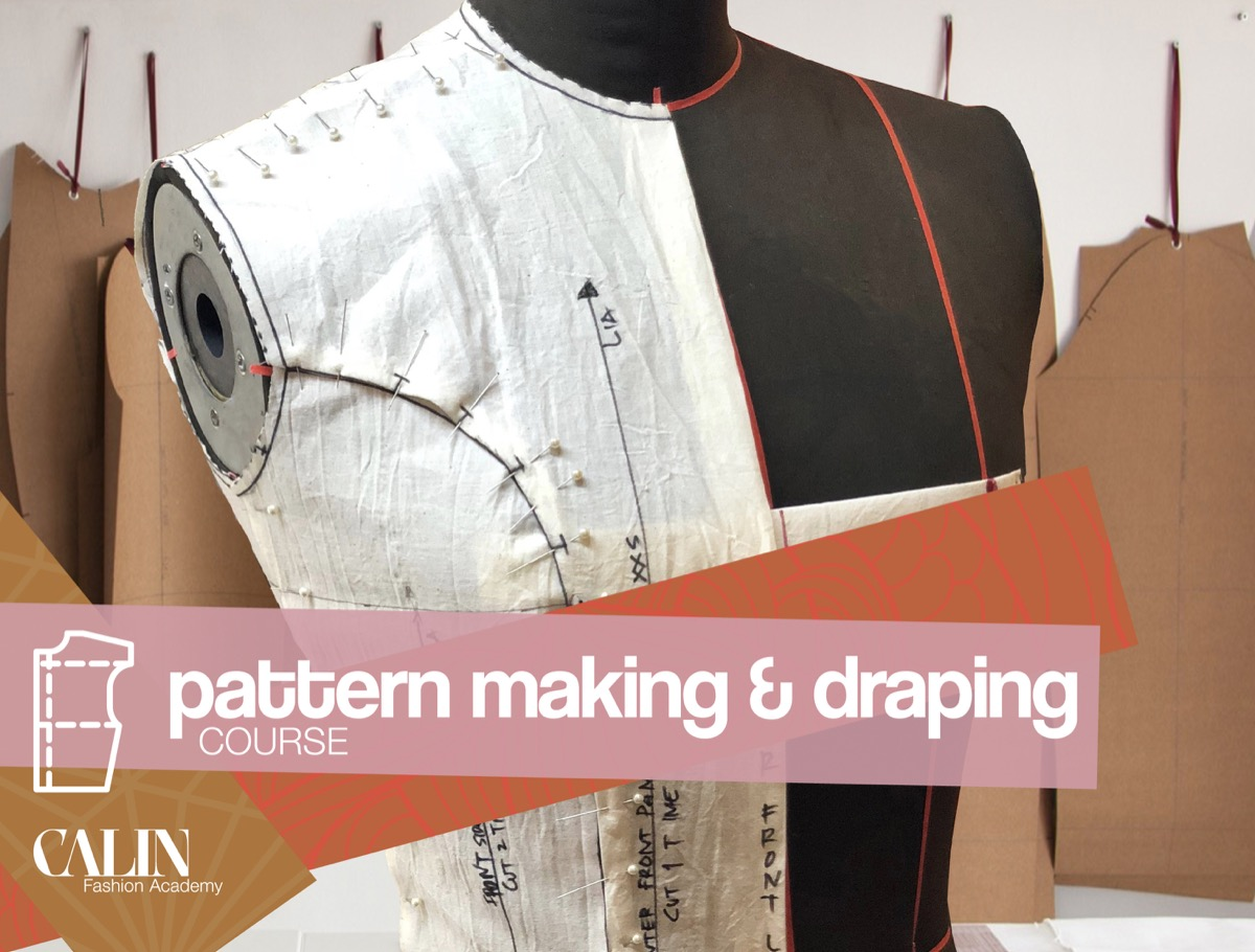 Calin Fashion Academy Pattern Making Draping
