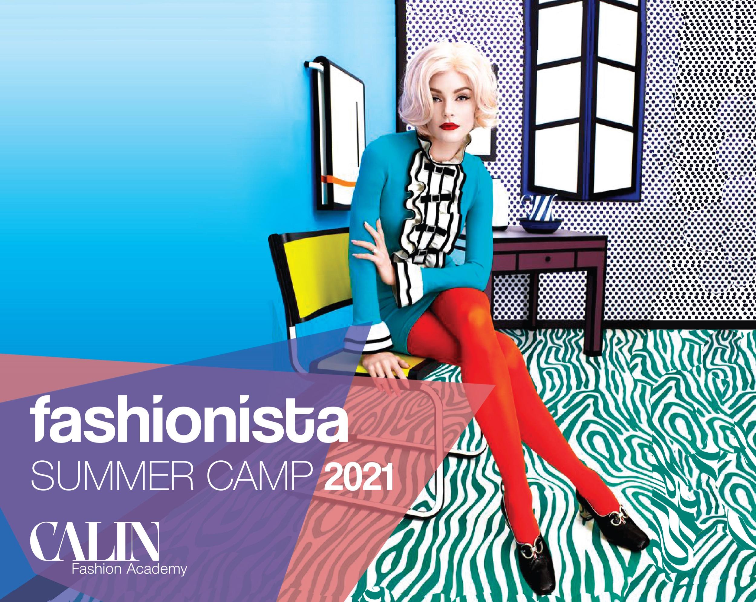 Fashionista Summer Camp 2021