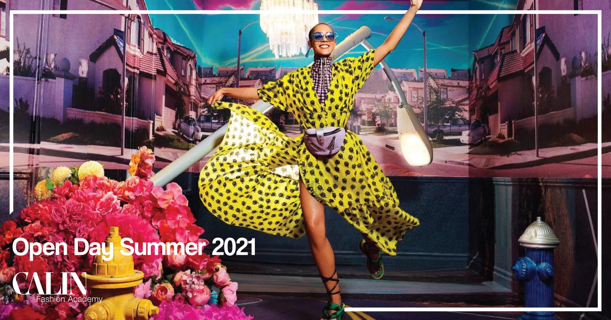 Open Day Summer 2021