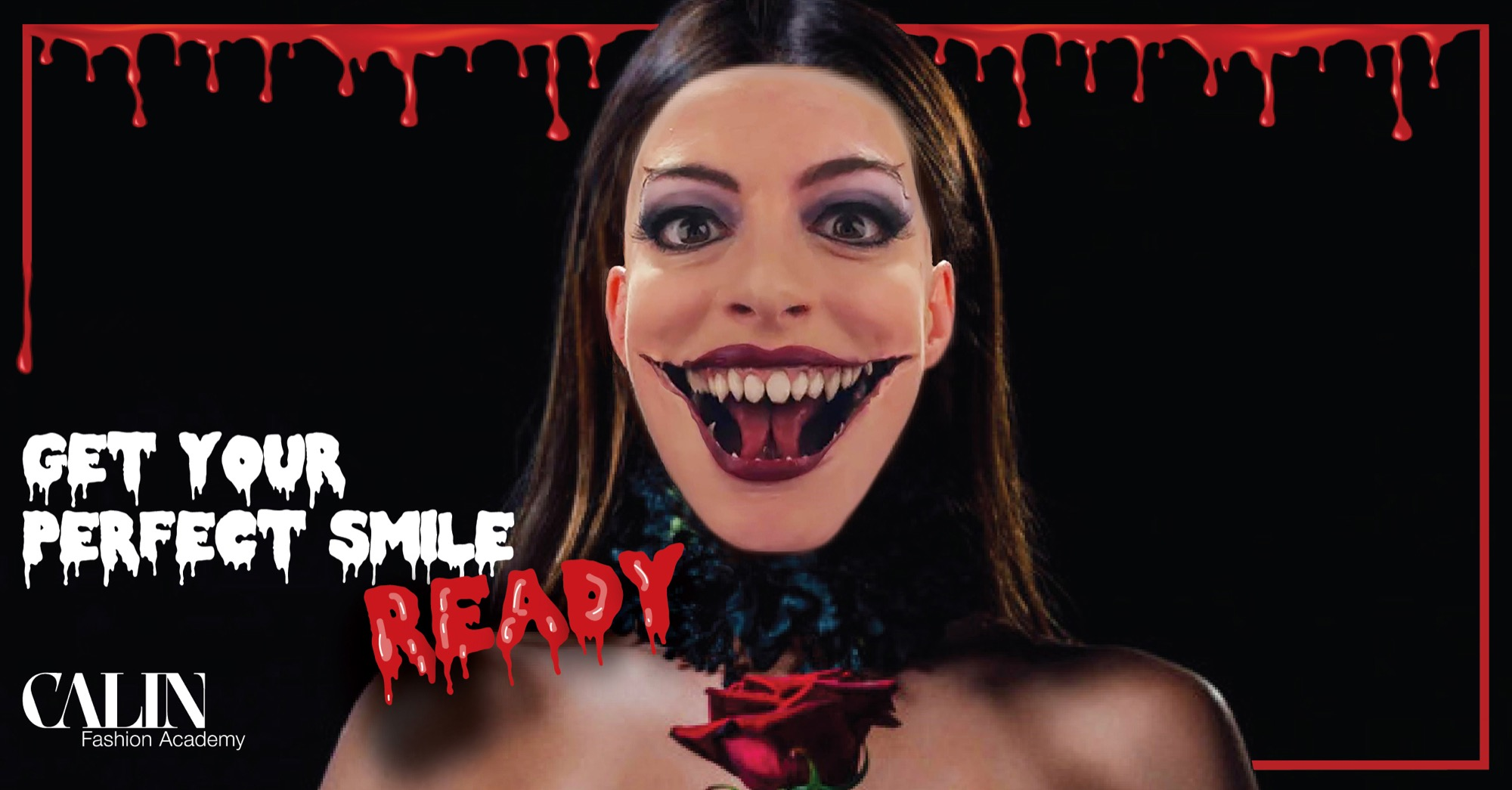 Get your perfect smile ready
